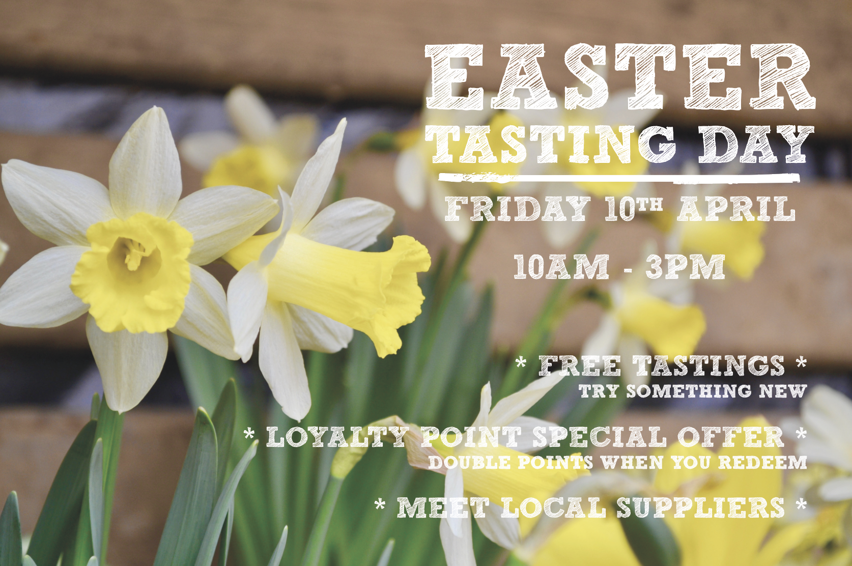 Easter at Farndon Fields, Market Harborough, Leicestershire