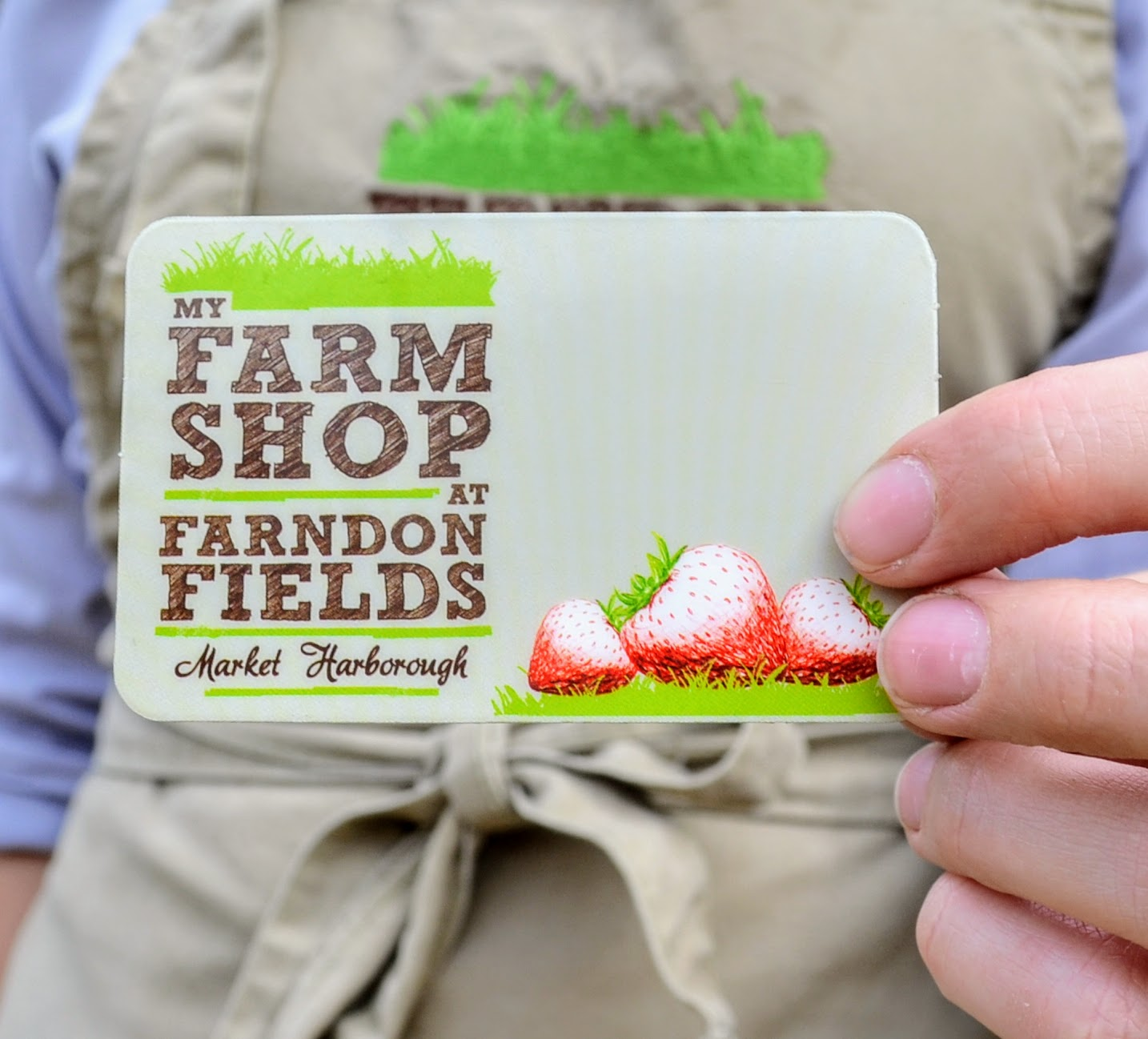 Why you should get a Farndon Fields loyalty card
