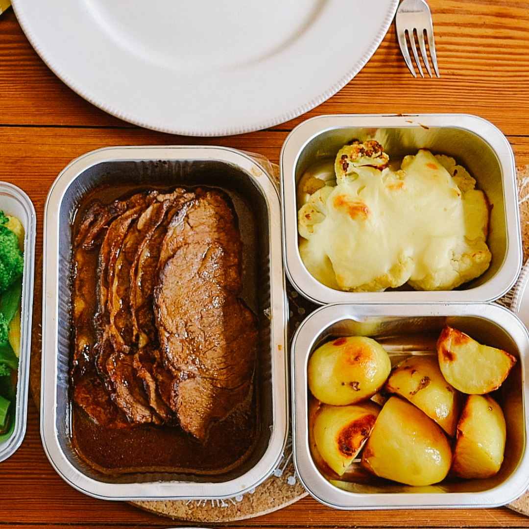 Our Takeaway Roast Dinner Boxes are back!