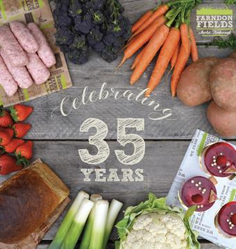 Farndon Fields celebrating 35 years