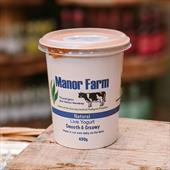 Manor Farm Natural Yoghurt