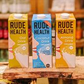 Rude Health Milk Alternatives