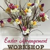Easter workshop, Market Harborough, Leicestershire