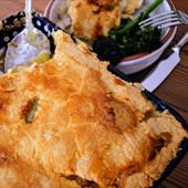 Recipe: Chicken, Ham & Leek Pie