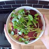 Recipe: Chorizo, Beetroot & Cous Cous Salad