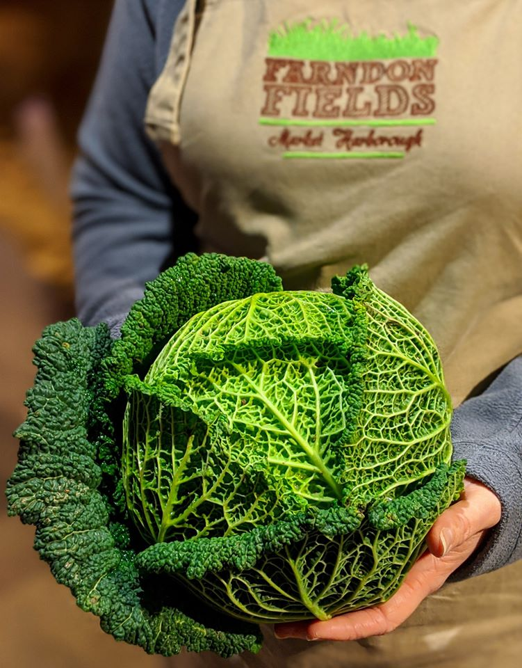 The mystery of the gold ring in the Savoy Cabbage