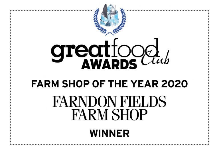 Great Food Club Awards 2020: Farm Shop of the Year!