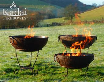 Kadai Firebowls at Farndon Fields