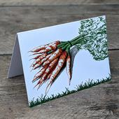 Farndon Fields Gift card - bunched carrots