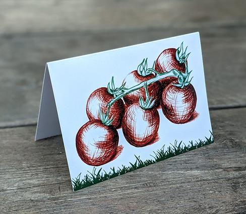 Farndon Fields tomato gift card